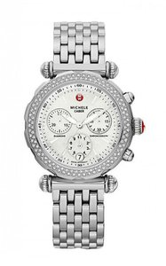Michele NEW MIchele Caber Sport Diamond MOP Dial MWW16D000007 Ladies Watch