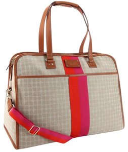Kate Spade Beige Travel Bag