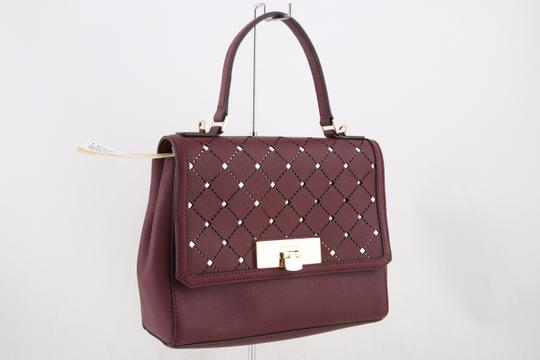 Michael Kors Satchel in red Image 1