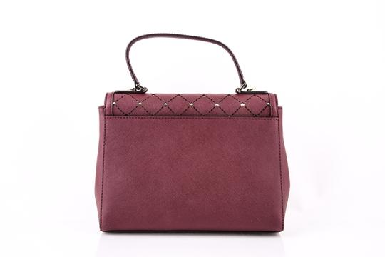 Michael Kors Satchel in red Image 7