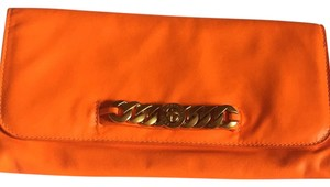 Marc by Marc Jacobs Fluoro Orange Clutch