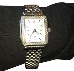 Michele Deco 16 Diamond Watch