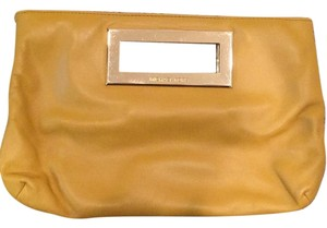 MICHAEL Michael Kors Yello Clutch