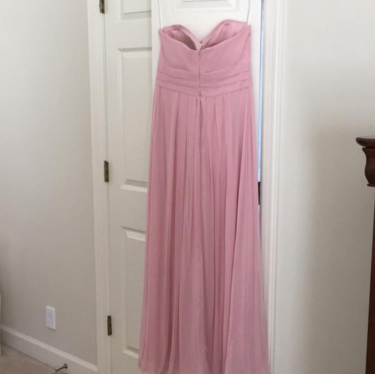 After Six Light Pink Polyester Formal Bridesmaid/Mob Dress Size 10 (M) Image 3