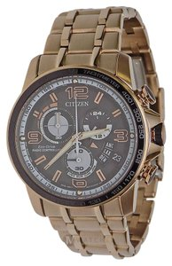 Citizen NEW MENS CITIZEN ECO-DRIVE (BY0108-50E) PERPETUAL CALENDAR WATCH