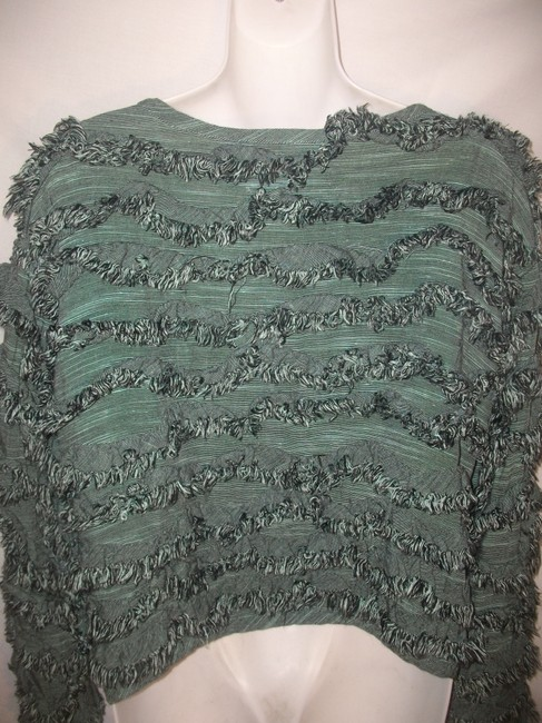 Outback adventurous clothing Top Teal Image 1