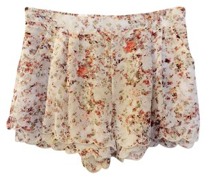 Costa Blanca Mini/Short Shorts Cream, wheat, beige, pink