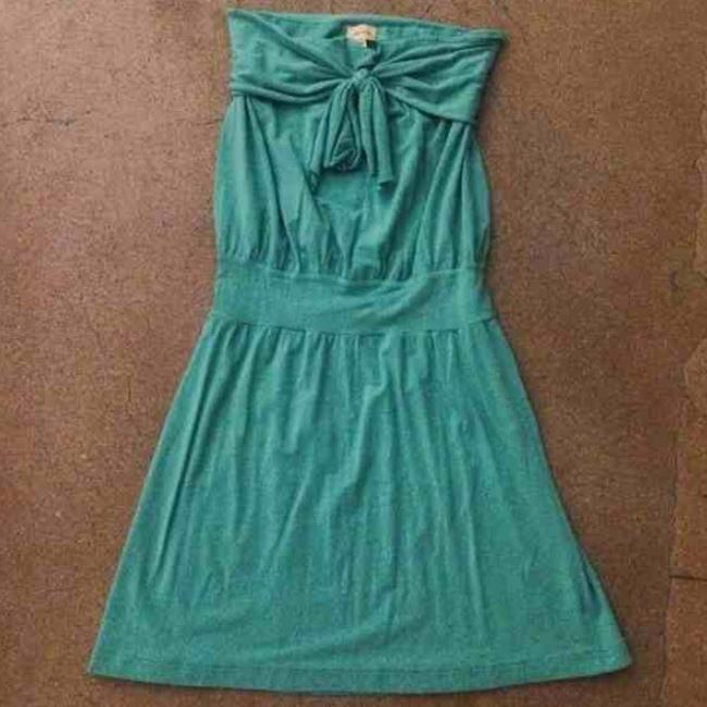 Ella Moss short dress Aqua on Tradesy