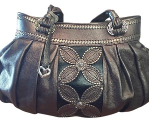 Brighton Leather Soft Hand Stitched Shoulder Bag