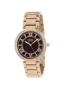 Citizen NEW WOMENS CITIZEN ECO-DRIVE (EM0103-57X) D'ORSAY DIAMOND WATCH