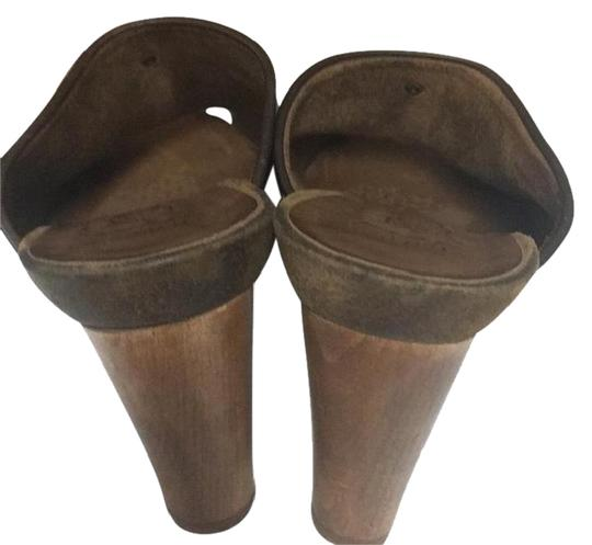 N.d.c hand make shoes Mules Image 1