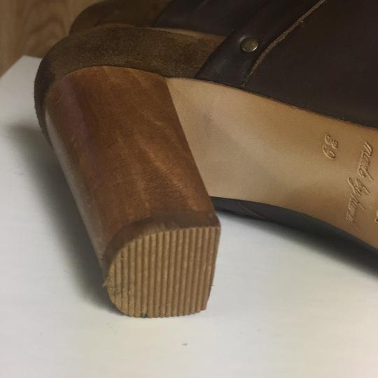 N.d.c hand make shoes Mules Image 5