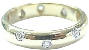 Tiffany & Co. Tiffany,Co,Etoile,Yellow,Gold,Diamond,Ring,Size,5.5,