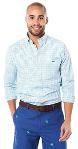 Vineyard Vines Button Down Shirt Multi-Color