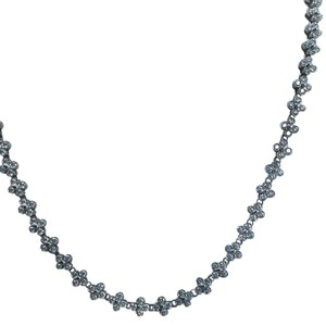 Tiffany & Co. Tiffany & Co Platinum Diamond Lace Necklace