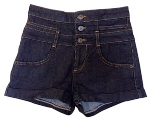 Topshop Mini/Short Shorts Blue