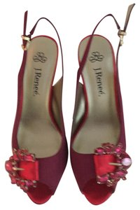 J. Renee Jeweled Red Formal
