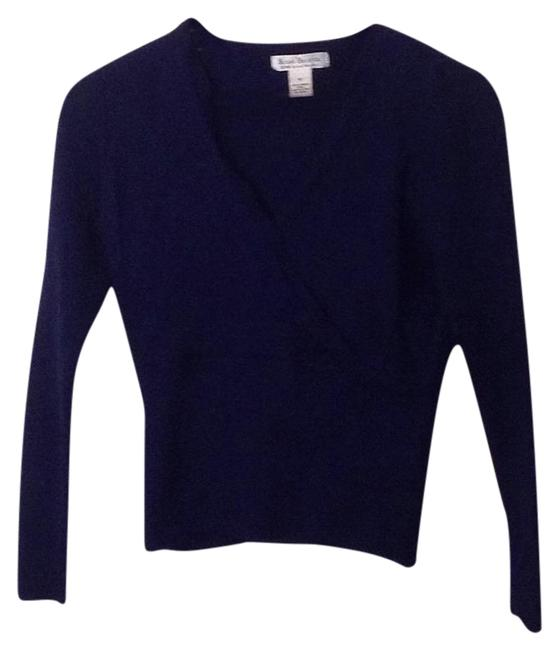 Preload https://img-static.tradesy.com/item/19790608/susan-bristol-dark-blue-sweater-0-1-650-650.jpg