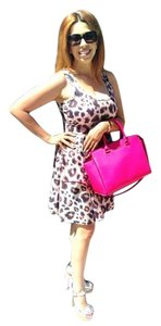 Kardashian Kollection short dress Pink on Tradesy