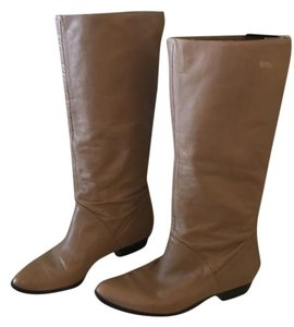Made in brazil Tan Boots