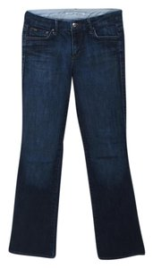 JOE'S Jeans Denim Dark Wash Boot Cut Jeans-Dark Rinse