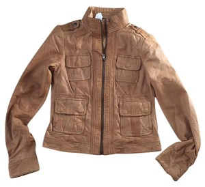 Lucky Brand Leather Jacket