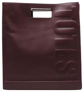3.1 Phillip Lim Tote in Burgandy