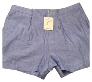 Joie Dress Shorts Washed denim