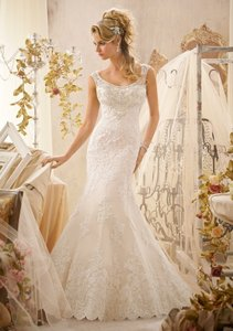 Mori Lee 2601 Wedding Dress