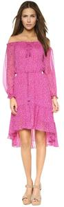 Diane von Furstenberg short dress Pink Isabel Marant Zimmermann Tory Burch Rebecca Taylor Tibi on Tradesy