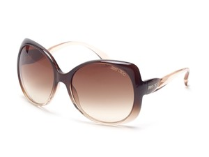 Jimmy Choo Jimmy Choo Dahlia Oversized Brown
