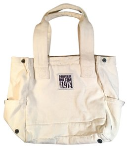 Converse Tote in Ivory