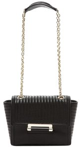 Diane von Furstenberg Chain Quilted Cross Body Bag