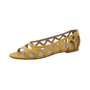 Just Cavalli Yellow Flats
