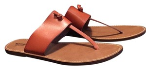 Mossimo Supply Co. Brown Sandals