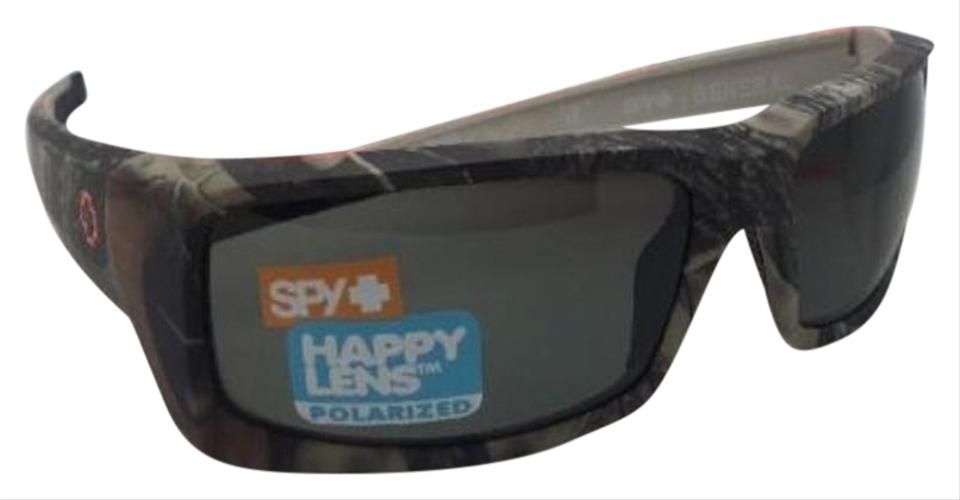 728520c865 Spy Polarized SPY OPTIC Sunglasses GENERAL True Timber Camo w  Grey-Green  Image 0 ...