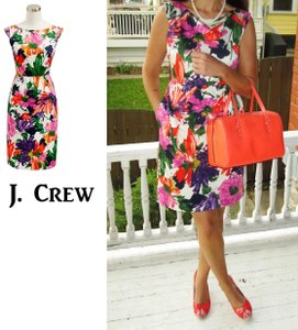 J.Crew Pencil Sheath Dress