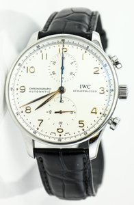 IWC * IWC Portuguese Chronograph Automatic Mens Watch