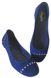 Candie's Blue Flats