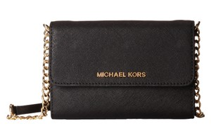 Michael Kors 32t4gtvc3l Jet Set Mk Phone Case Phone Cross Body Bag
