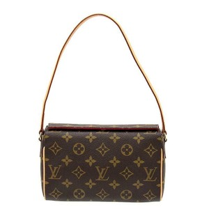 Louis Vuitton Recital Monogram Shoulder Bag