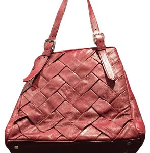 Cole Haan Tote in Burgundy
