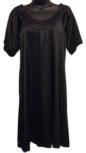 Black Maxi Dress by Vertigo Paris Umpire Maternity