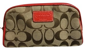 Coach Coach Makeup cosmetic bag