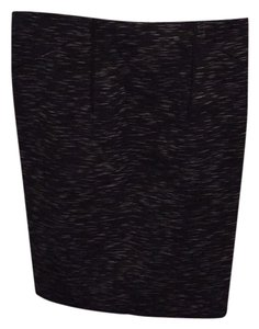 Ann Taylor Skirt Space dyed black/ grey