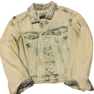 Zara Denim Womens Jean Jacket