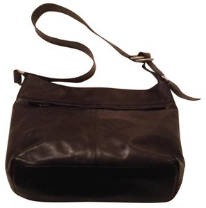 Chaos Leather Hobo Bag