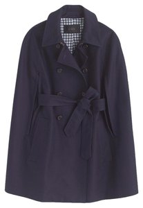J.Crew Cape Chic Classic Raincoat