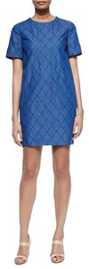 Kate Spade short dress Blue Chic on Tradesy