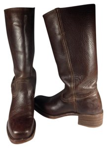 Frye Walnut Brown: Heritage color Boots